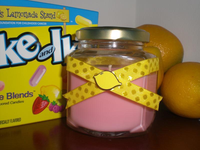 Alex's Pink Lemonade